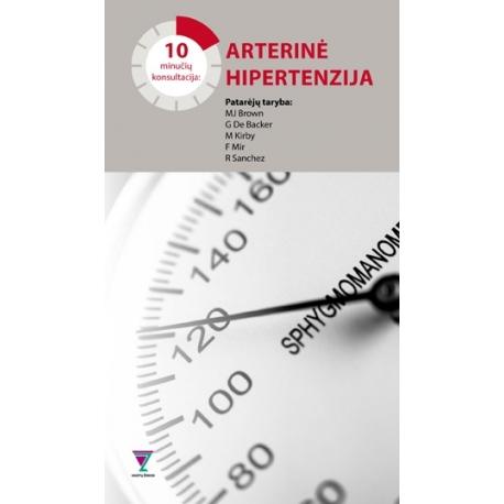10 minučių konsultacija. arterinė hipertenzija